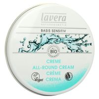 Kremas Basis Sensitiv Mini All-Round Lavera, 25 ml